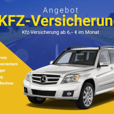 Private KFZ Versicherung