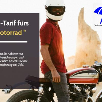 Günstige Motorrad Versicherungen