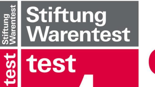 Infos der Stiftung Warentest